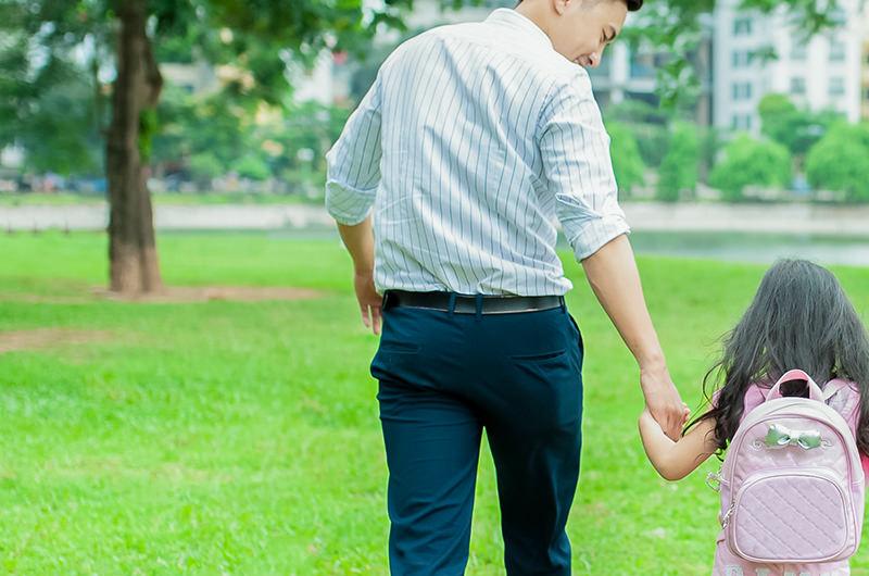 子供と別居する親が面会等を求めること